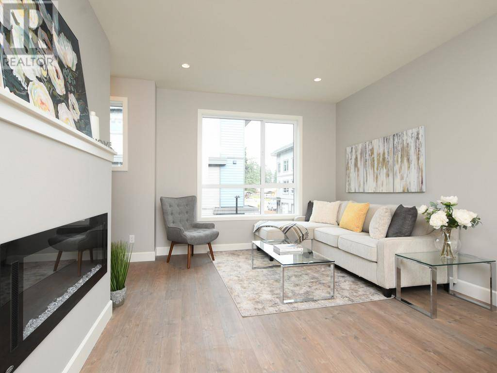 Townhouse for sale at 3351 Luxton Rd Unit 202 Victoria British Columbia - MLS: 416960