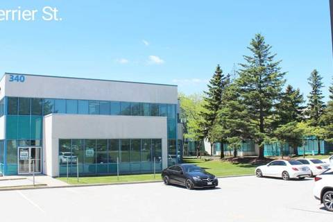 Commercial property for lease at 340 Ferrier St Apartment 202 Markham Ontario - MLS: N4605471