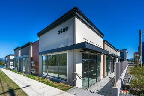 Commercial property for sale at 3710 Townline Rd Unit 202 Abbotsford British Columbia - MLS: C8008419
