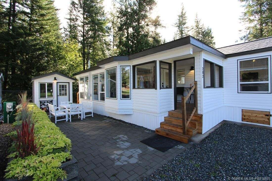 Residential property for sale at 3980 Squilax Anglemont Rd Unit 202 Scotch Creek British Columbia - MLS: 10216820