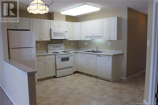 Condo for sale at 4614 47a Ave Unit 202 Red Deer Alberta - MLS: ca0186570