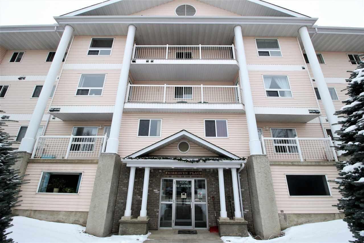 Condo for sale at 4914 53 Av Unit 202 Stony Plain Alberta - MLS: E4209734