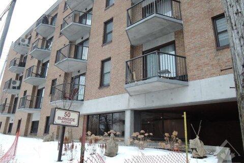 Home for rent at 50 Burnside Ave Unit 202 Ottawa Ontario - MLS: 1223200