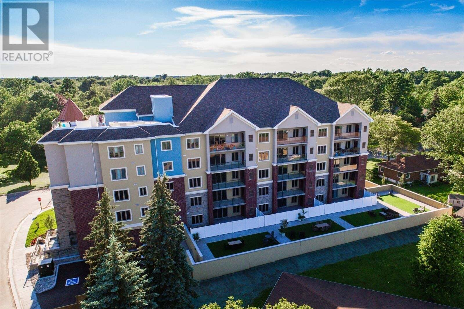 Condo for sale at 6 Park  Unit 202 Kingsville Ontario - MLS: 19024808