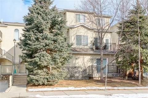 Townhouse for sale at 628 56 Ave Southwest Unit 202 Calgary Alberta - MLS: C4286903