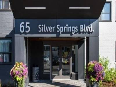 Apartment for rent at 65 Silver Springs Blvd Unit 202 Toronto Ontario - MLS: E4631718