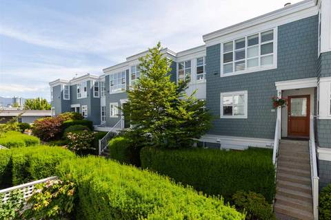 Townhouse for sale at 655 7th Ave W Unit 202 Vancouver British Columbia - MLS: R2381719