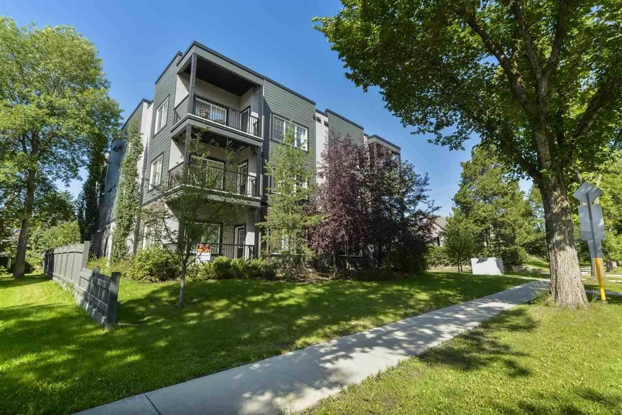 Condo for sale at 6720 112 St Nw Unit 202 Edmonton Alberta - MLS: E4175365