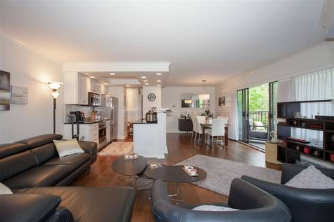 Condo for sale at 747 17th St Unit 202 West Vancouver British Columbia - MLS: R2452269