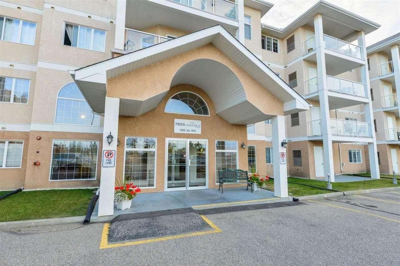 Condo for sale at 7803 Golf Course Rd Unit 202 Stony Plain Alberta - MLS: E4217481