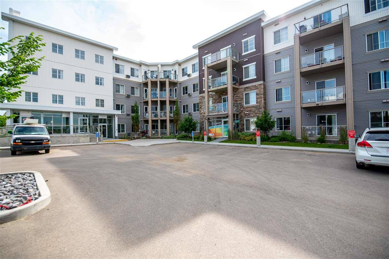 Condo for sale at 812 Welsh Dr Sw Unit 202 Edmonton Alberta - MLS: E4166350