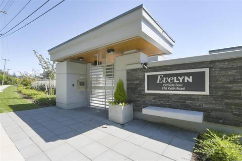 Condo for sale at 876 Keith Rd Unit 202 West Vancouver British Columbia - MLS: R2368269