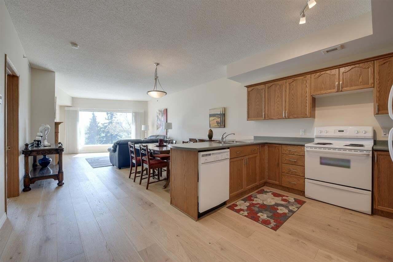 Condo for sale at 9708 110 St NW Unit 202 Edmonton Alberta - MLS: E4200210