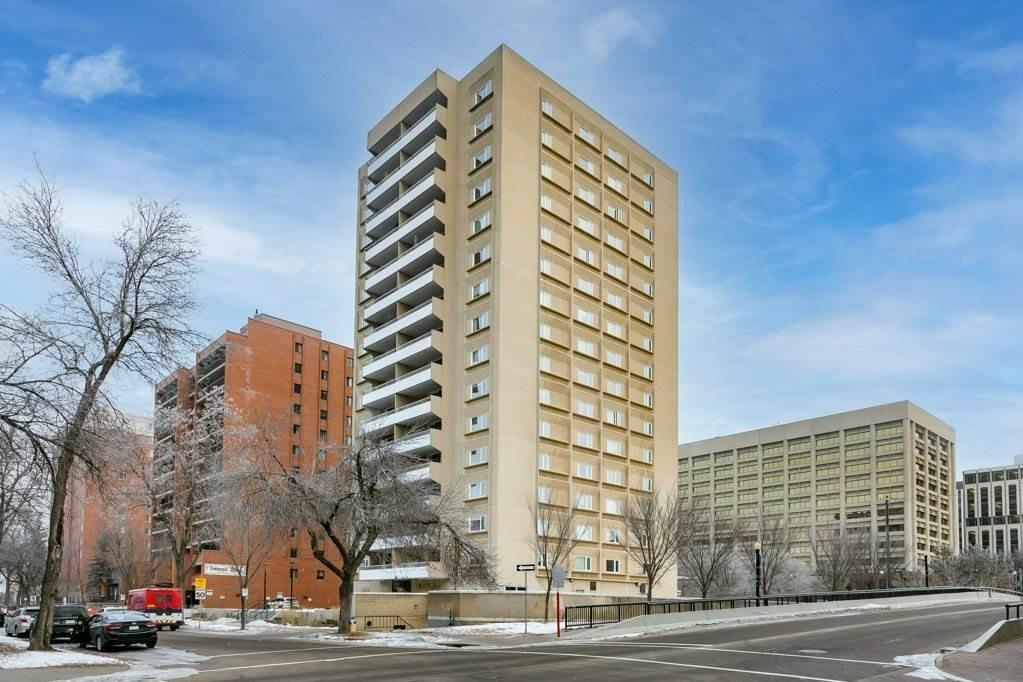 Condo for sale at 9909 110 St NW Unit 202 Edmonton Alberta - MLS: E4223122