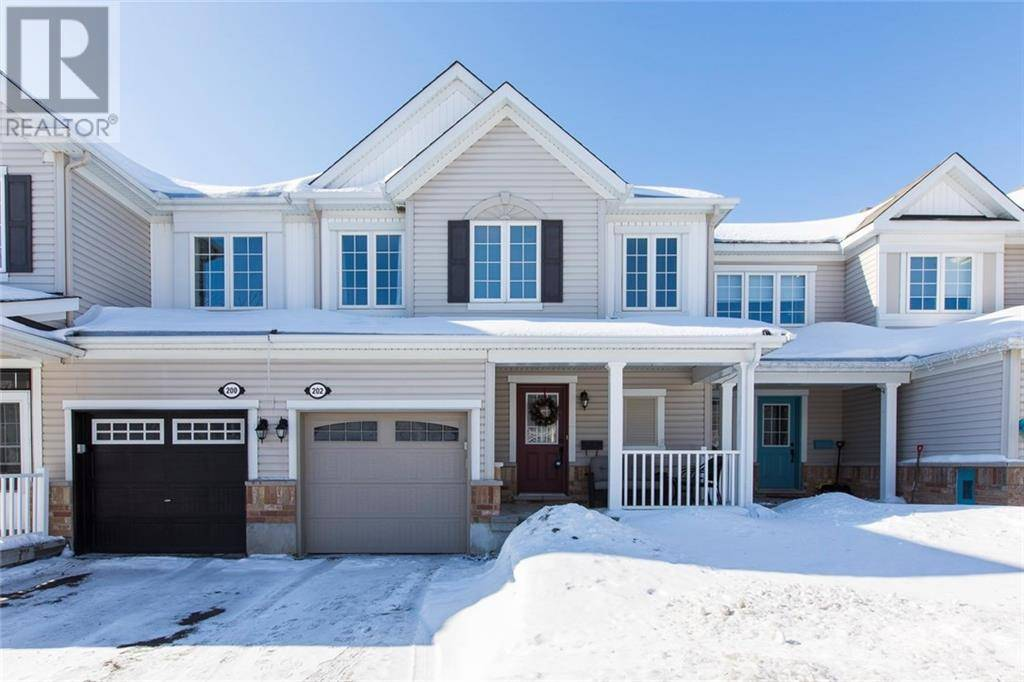 Townhouse for sale at 202 Aquilo Cres Ottawa Ontario - MLS: 1181956