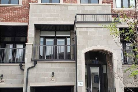 Townhouse for sale at 202 Arianna Cres Vaughan Ontario - MLS: N4495251