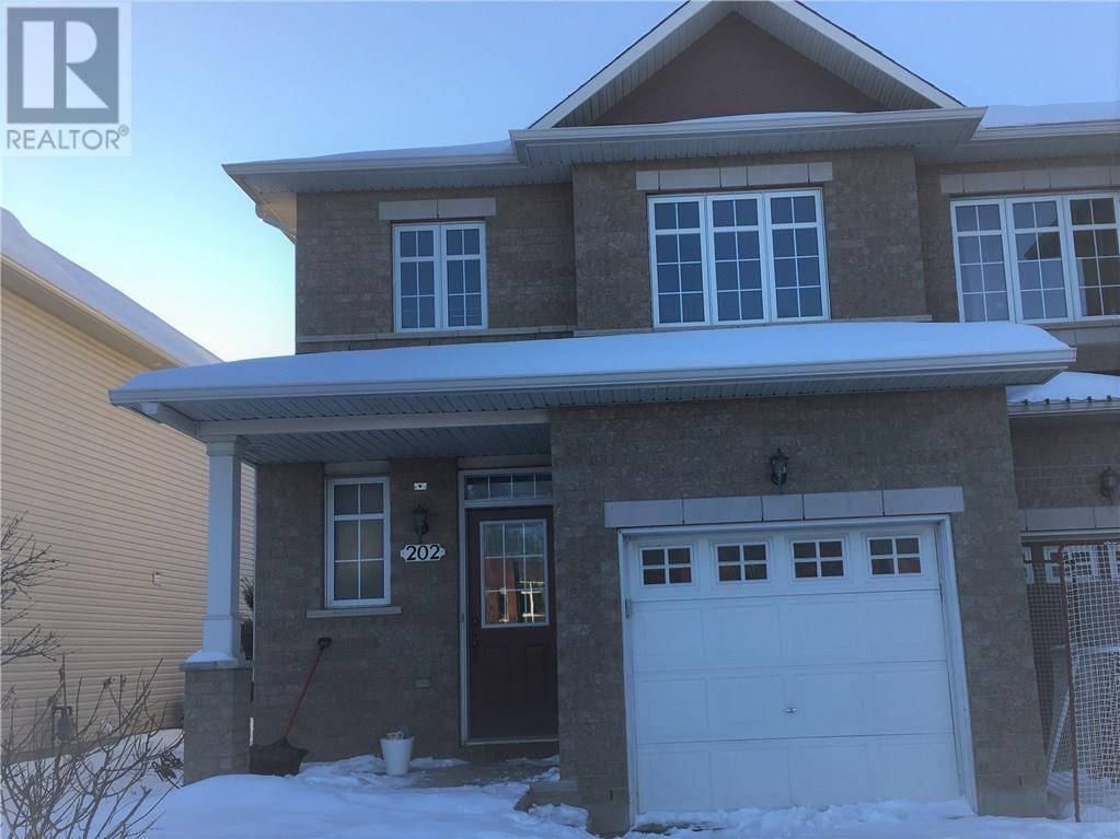 Townhouse for sale at 202 Berrigan Dr Ottawa Ontario - MLS: 1181667