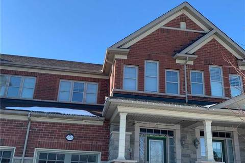 Townhouse for rent at 202 Duncan Ln Milton Ontario - MLS: W4701821