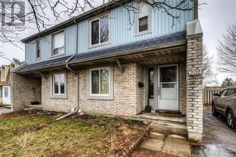 House for sale at 202 Ferguson Ave Cambridge Ontario - MLS: 30726641