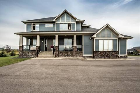 House for sale at 202 Green Haven Ct Rural Foothills County Alberta - MLS: C4268485
