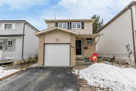 House for sale at 202 Hickling Tr Barrie Ontario - MLS: S4731283
