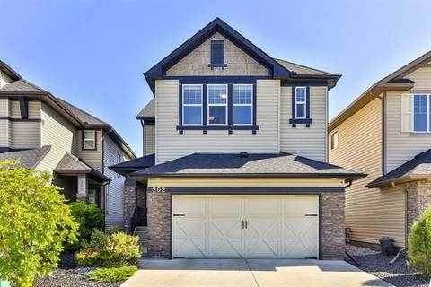 House for sale at 202 Hillcrest Circ Southwest Airdrie Alberta - MLS: C4267995