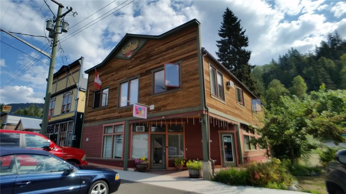 Removed: 202 Lake Avenue, Silverton, BC - Removed on 2020-01-02 04:15:06