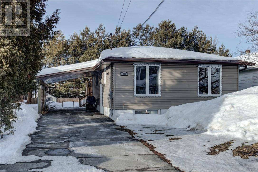 House for sale at 202 Lapointe St Hanmer Ontario - MLS: 2084432