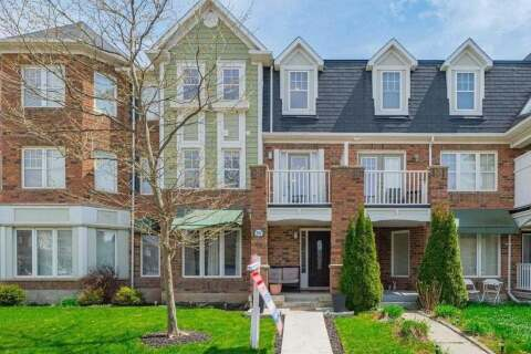 Townhouse for sale at 202 Magurn Gt Milton Ontario - MLS: W4805010