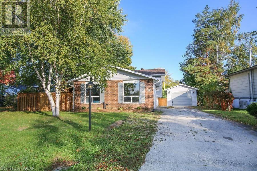 House for sale at 202 Margaret St Stayner Ontario - MLS: 227507