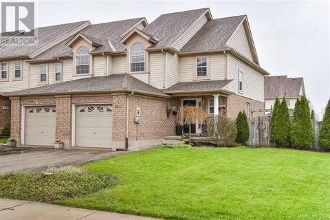 House for sale at 202 Silurian Dr Guelph Ontario - MLS: 30734505