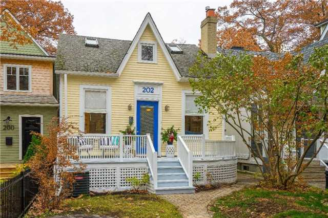 For Sale: 202 Silver Birch Avenue, Toronto, ON   3 Bed, 1 Bath House for $1,180,000. See 20 photos!