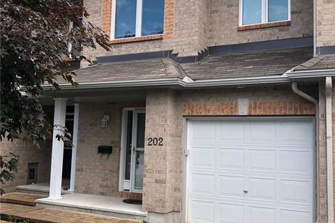 Townhouse for sale at 202 Talltree Cres Stittsville Ontario - MLS: 1157235