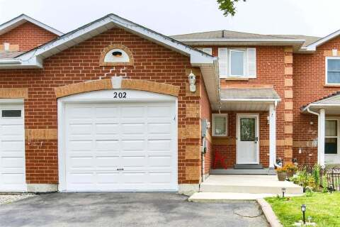 Townhouse for sale at 202 Timberlane Dr Brampton Ontario - MLS: W4908220