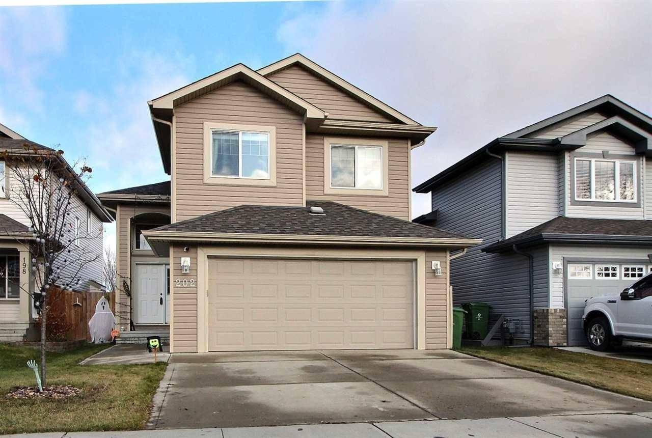 House for sale at 202 Wellington Pl Fort Saskatchewan Alberta - MLS: E4178047