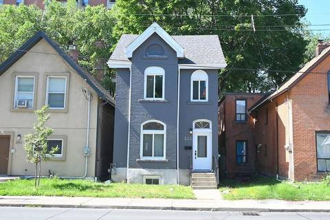 House for sale at 202 Wilson St Hamilton Ontario - MLS: H4059018