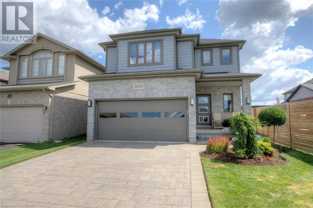 House for sale at 2020 Cherrywood Tr London Ontario - MLS: 214976