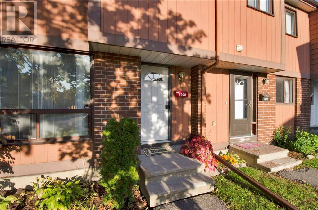 Townhouse for sale at 2020 Falkirk Cres Ottawa Ontario - MLS: 1172249