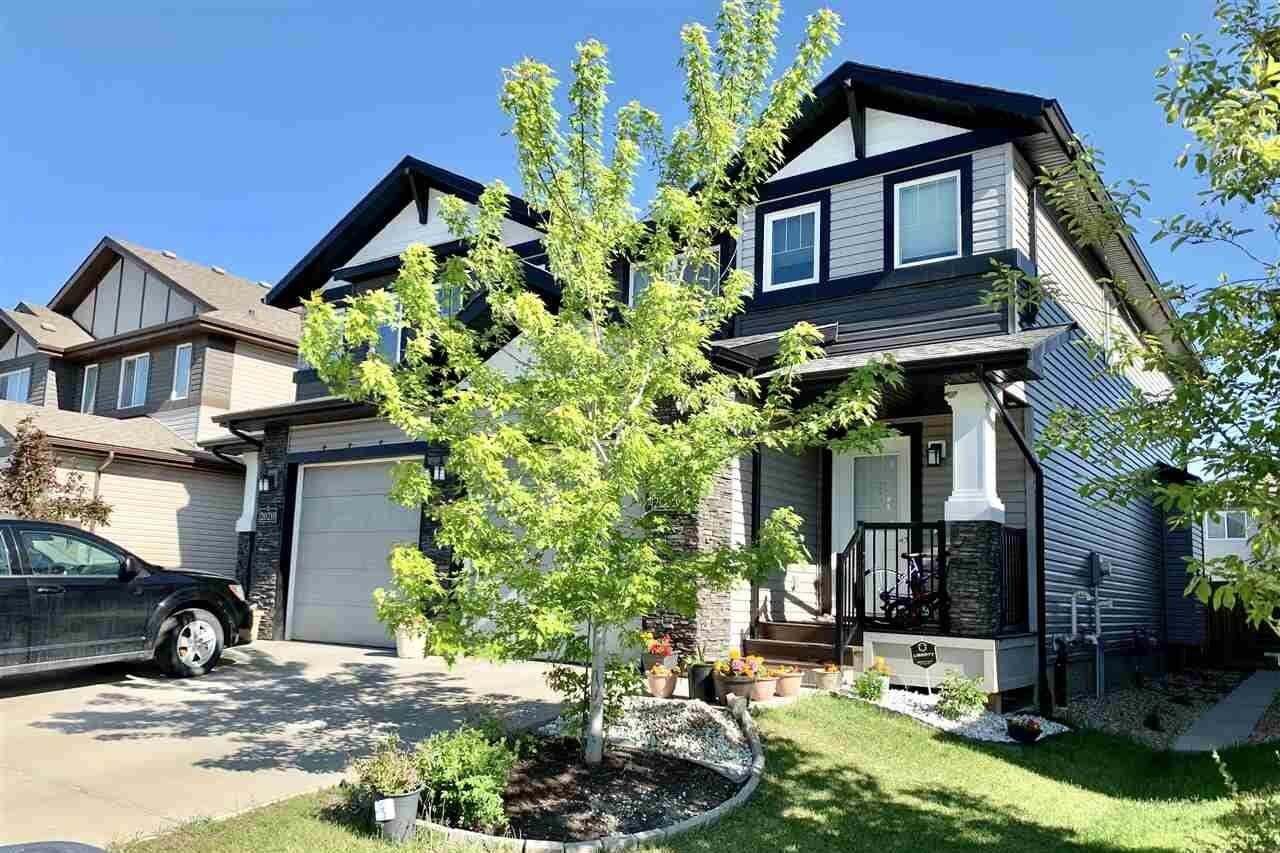 Townhouse for sale at 20208 43 Av NW Edmonton Alberta - MLS: E4203594