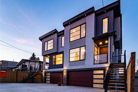 Townhouse for sale at 2022 36 Ave Southwest Calgary Alberta - MLS: C4239058