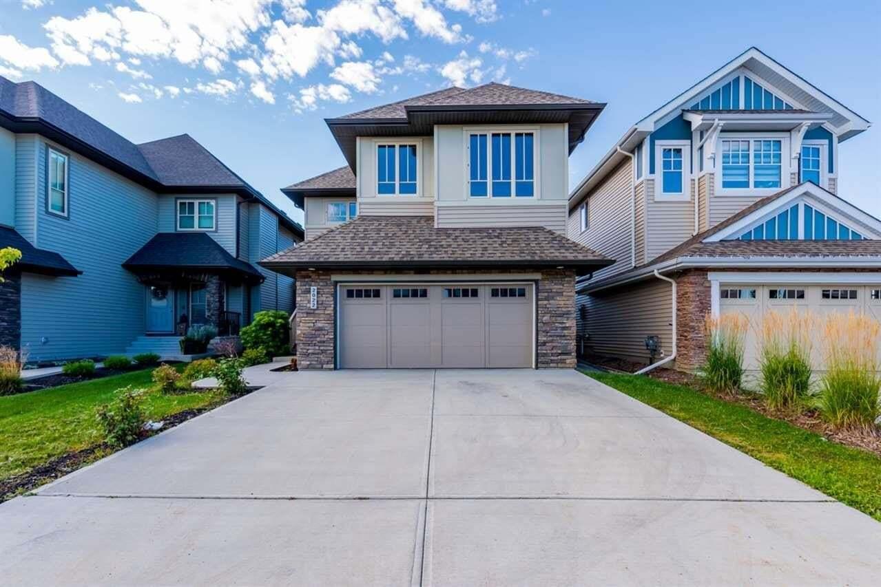 House for sale at 2022 Ainslie Li SW Edmonton Alberta - MLS: E4213744