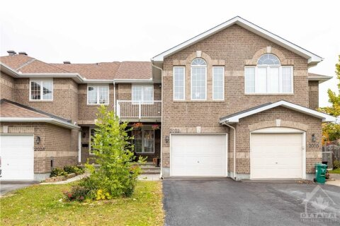 House for sale at 2022 Bergamot Circ Orleans Ontario - MLS: 1214568