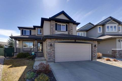 House for sale at 2023 124 St Sw Edmonton Alberta - MLS: E4152711