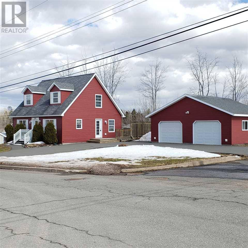House for sale at 2023 Angell St Westville Nova Scotia - MLS: 202005036