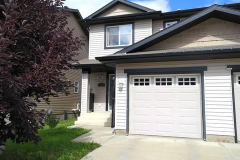 Townhouse for sale at 2024 Hammond Cs Nw Edmonton Alberta - MLS: E4127534