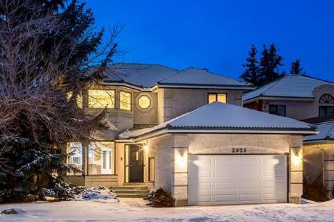 House for sale at 2024 Sirocco Dr Southwest Calgary Alberta - MLS: C4272748