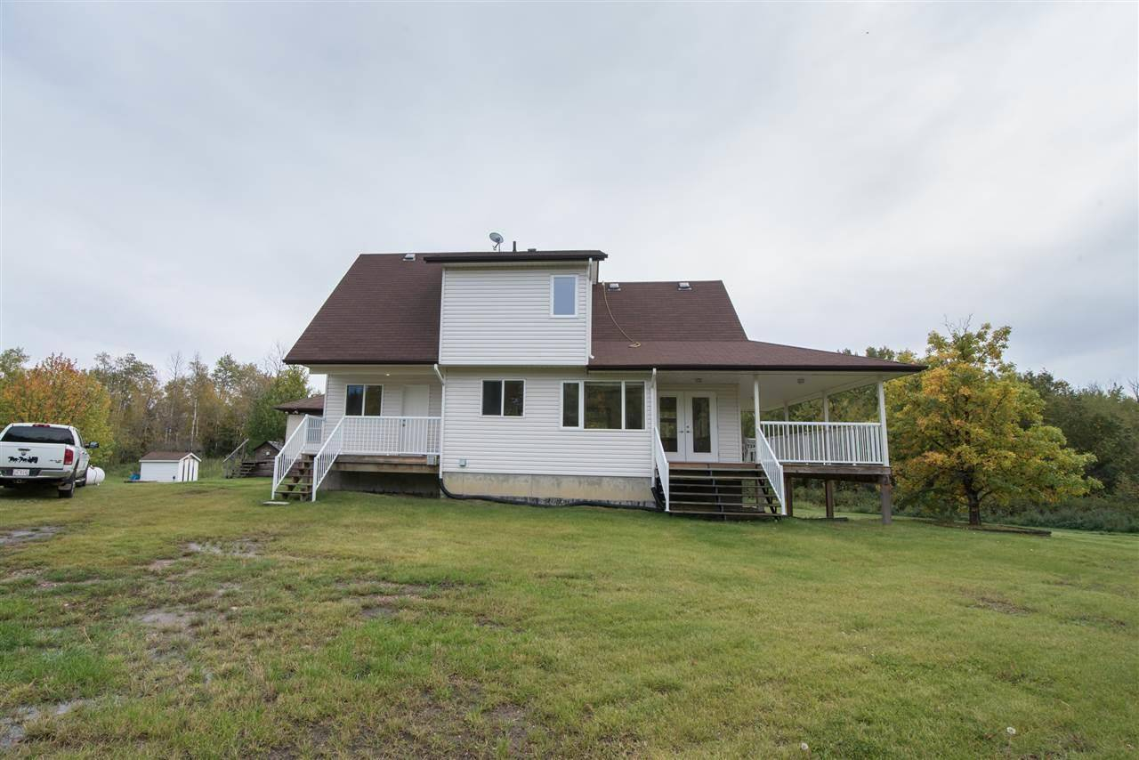 House for sale at 20241 Twp Rd.  Rural Camrose County Alberta - MLS: E4195208