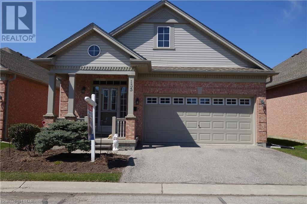 House for sale at 135 Meadowgate Blvd Unit 2025 London Ontario - MLS: 254005