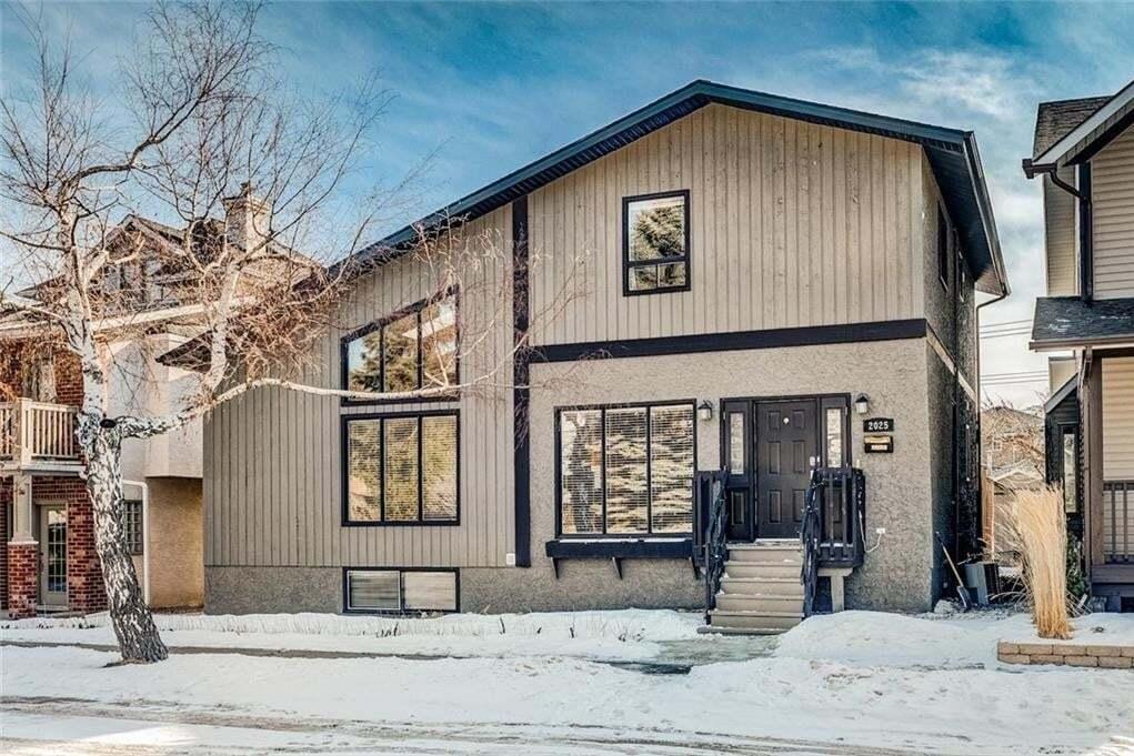 House for sale at 2025 7 Av NW West Hillhurst, Calgary Alberta - MLS: C4289449