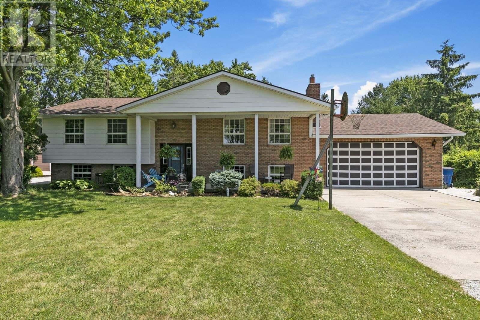 House for sale at 20257 Klondyke  Wheatley Ontario - MLS: 20008331